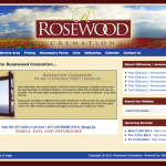Current Projects: Rosewood Cremations