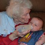 Remembering Grandma Rohrscheib…