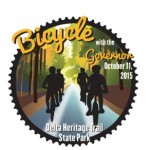 Bicycle w/ the Governor, October 11th
