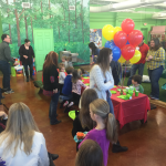 Spencer's 4th Birthday Party!