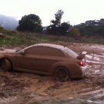 Mud Hogging in a Ford Festiva…
